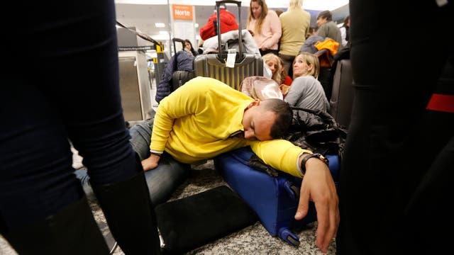 Vuelos cancelados en Aeroparque y Ezeiza