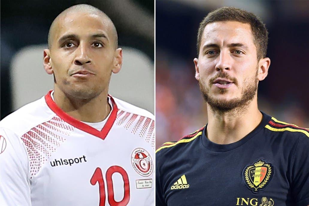 Bélgica vs. Túnez: Eden Hazard anotó doblete ante africanos | Rusia 2018
