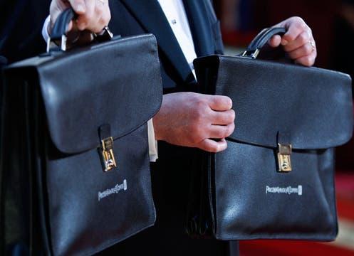 En estos portafolios llegaron los nombres de los ganadores. Foto: Reuters