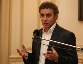 Majul habló anoche sobre los riesgos de la libertad de expresión