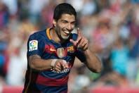 El trofeo Pichichi fue para Luis Suárez, que terminó siendo goleador de la Liga de España por encima de Cristiano Ronaldo