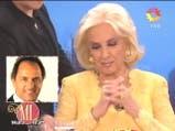 Daniel Scioli habló con Mirtha Legrand - Fuente: Canal 13