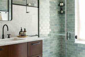 6 baños con diseños para imitar