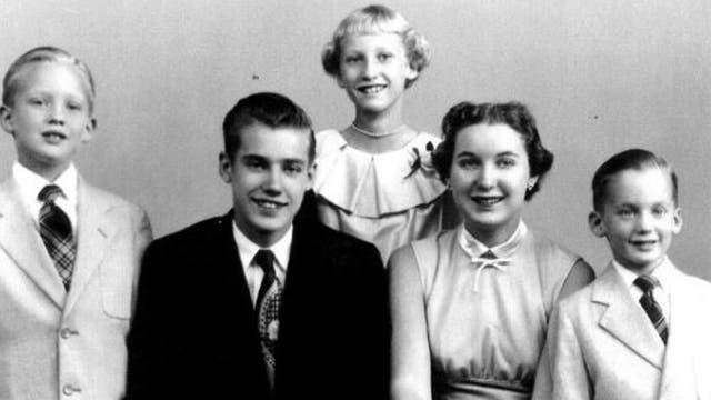 Frederick C, padre de Trump, era un constructor y promotor inmobiliario