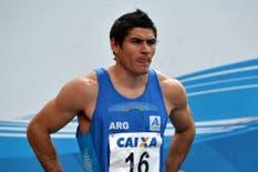 Matías Robledo: el velocista que buscaba explotar