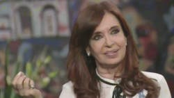 Las frases destacadas de Cristina desde el Instituto Patria