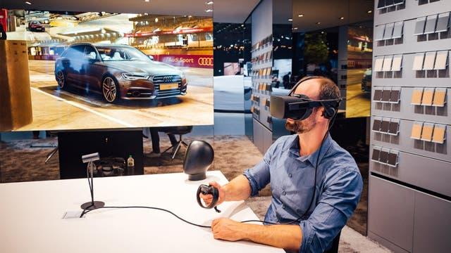 Estaciones de realidad virtual
