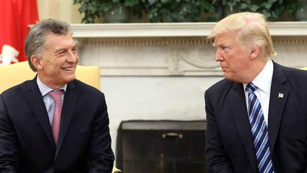 Trump firmó el regreso de la Argentina al Sistema General de Preferencias