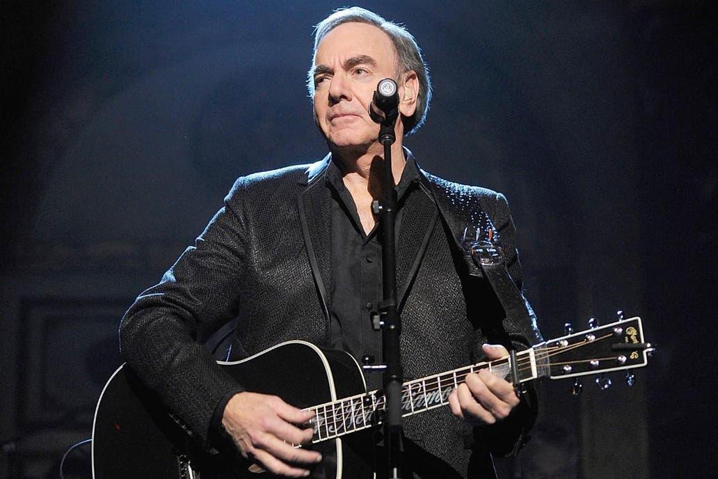 Neil Diamond tiene la enfermedad de Parkinson