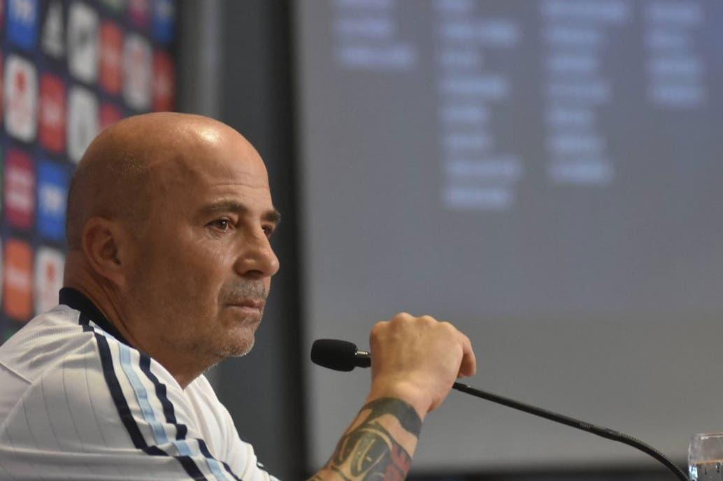 Sampaoli elogia desempeño de Higuaín y Dybala en la Champions