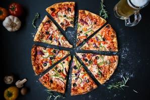 Recorrido: dónde comer pizza vegana