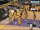El debut de Manu en la NBA - Fuente: YouTube