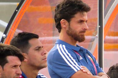Pablo Aimar, the driver of the boys