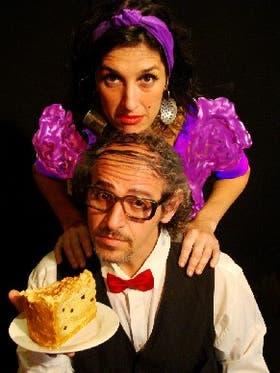 Clorinda Gatti y Pablo Schapira, dos excelentes actores para la media tarde