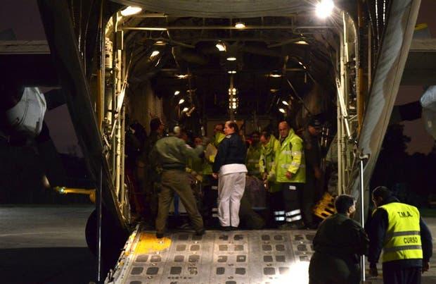 Casi todos los heridos trasladados desde Mendoza ya fueron dados de alta