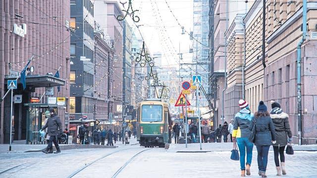 En Finlandia, 2000 personas comenzaron a recibir un pago mensual de 500 euros