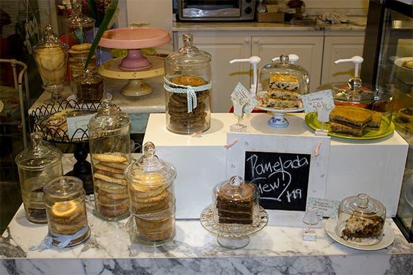 Galletitas, tortas y tartas para sumar. Foto: Gentileza Agustina Ferreri