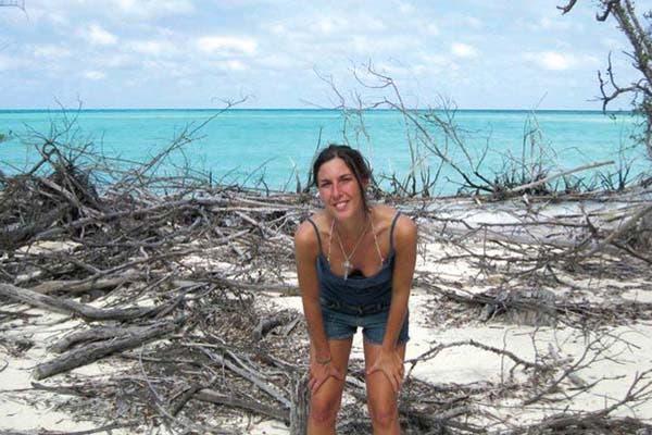 Agustina conoció Cuba desde adentro.