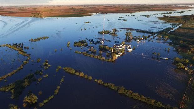 Fuerte impacto por las inundaciones