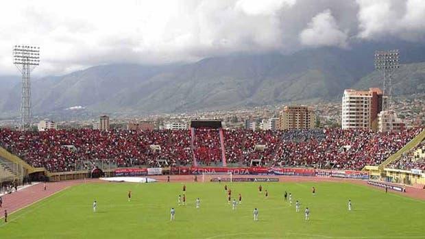 El estadio de Cochabamba será remodelado y por eso Jorge Wilstermann puede jugar en otra ciudad