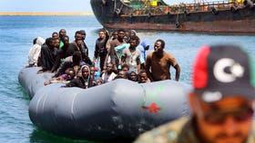El escalofriante pedido de ayuda -que nunca llegó- de una barcaza a las autoridades italianas