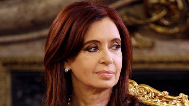 Cristina llega hoy a Buenos Aires