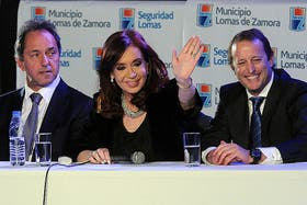 Insaurralde fue bautizado como el nuevo delfín de Cristina Kirchner
