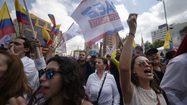 Se confirmó que habrá segunda vuelta en Ecuador