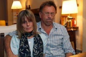 Los padres de Matías Berardi