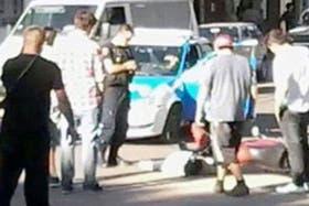 El joven fue brutalmente atacado por vecinos