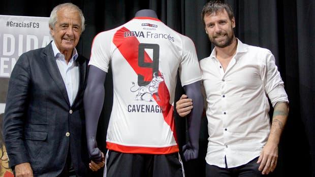 Fernando Cavenaghi prepara su despedida