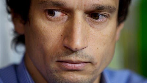 Diego Lagomarsino lleva más de 10 horas declarando ante Ercolini