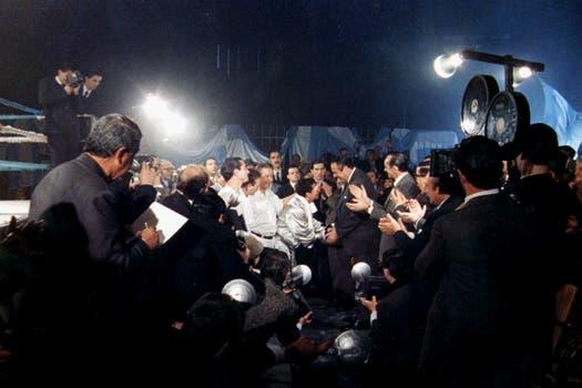 Gatica, el mono (1993). Foto: Archivo