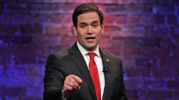 Marco Rubio es uno de los mayores oponentes al acercamiento con Cuba