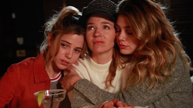 La salud de Lucía preocupa a sus hermanas