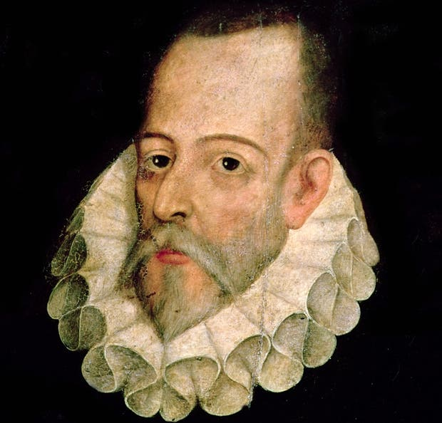 Miguel de Cervantes murió el 22 de abril de 1616