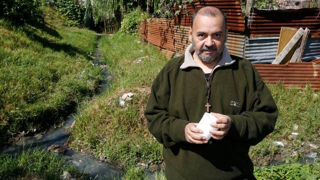 Agua potable, Proyecto Agua Segura. Foto: LA NACION / Ricardo Pristupluk