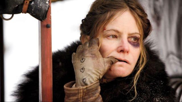 Jennifer Jason Leigh y su primera nominación, de mano de Quentin Tarantino