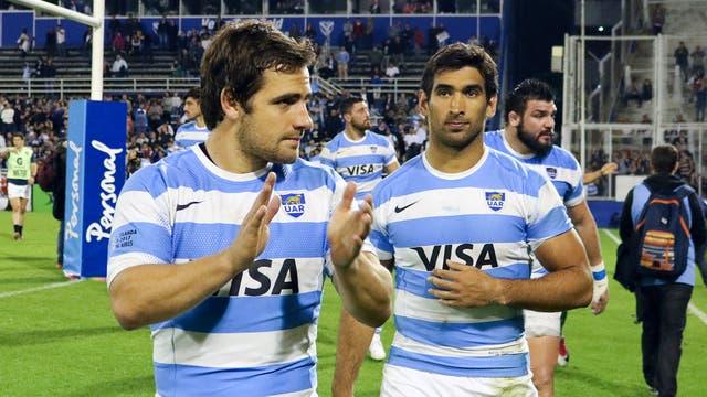 Los Pumas-All Blacks