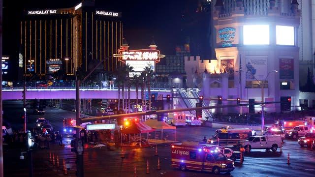 Las cifras de muertos y heridos van en aumento con el correr de las horas