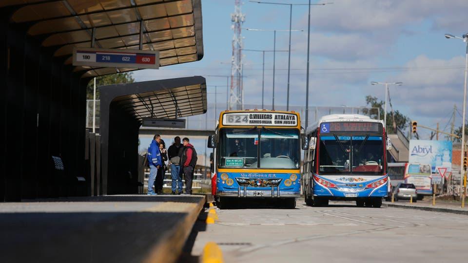 Unirá la ruta nacional 21 con la avenida Presidente Juan Domingo Perón. Foto: LA NACION / Ricardo Pristupluk