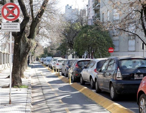 A pesar de los controles, el mal estacionamiento persiste