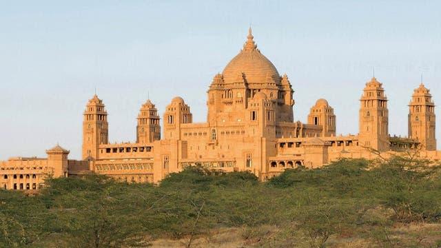 Umaid Bhawan Palace Jodhpur en India