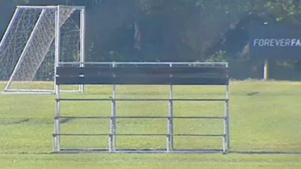 El complejo deportivo Iguanas fue clausurado por orden de la justicia