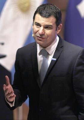 El Presidente y CEO de YPF, Miguel Galuccio