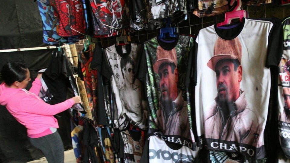 """""""El Chapo """" Guzmán pasó de ser rey narco a rey del marketing"""