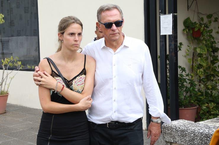 Marcelo Bonelli, quien fue su compañero en Arriba Argentinos, el ciclo matutino que la vio despedirse del periodismo para iniciar una carrera política
