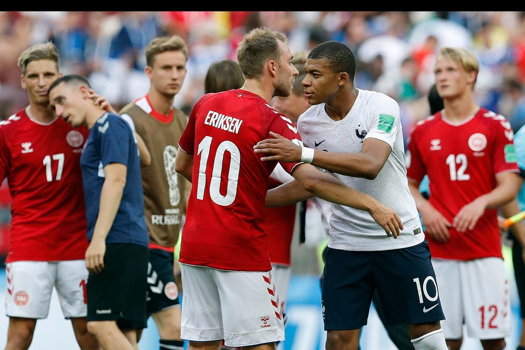 Kjaer y Nzonzi, Titulares en el Dinamarca - Francia | Noticias Sevilla FC