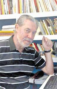 Orlando Calo, decano de la Facultad de Psicología de Mar del Plata