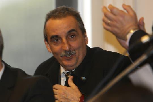 El secretario de Comercio Guillermo Moreno. Foto: LA NACION / Alfredo Sánchez